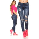 Jeans hlače OPHRAH