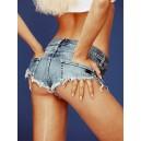 Kratke hlače jeans Low Rise