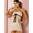 Babydoll Obsessive Cappucino