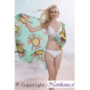 Sarong Sunflower Green