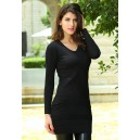 Oblekica Polina Black
