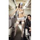 Kostum Stewardess Fantasy