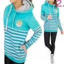 Hoodie Fashion Stripes