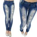 Hlače Jeans Hole