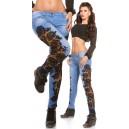 Jeans hlače Sexy KouCla Skinny