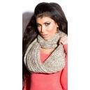 Šal Flouncy loop-scarf