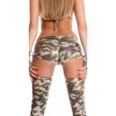 Kratke hlače Sexy Gogo-Hotpants