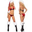 Kostum Božička Christmas Red Velvet