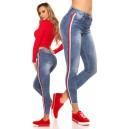 Jeans hlače NOGA