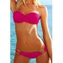 Bikini Pink Twist