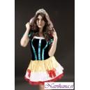Kostum Sneguljčica Fantasy Princess