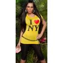 Majčka I love NY